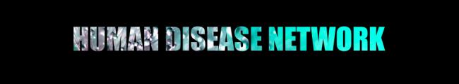 human disease network