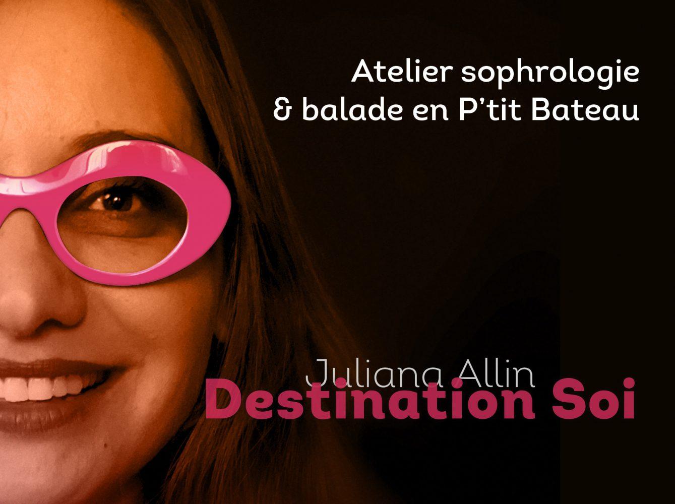 Juliana Allin atelier sophrologie P'tit Bateau