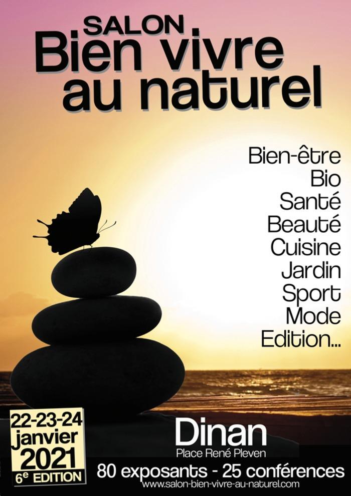 6ème Salon Bien vivre au naturel DINAN - 22