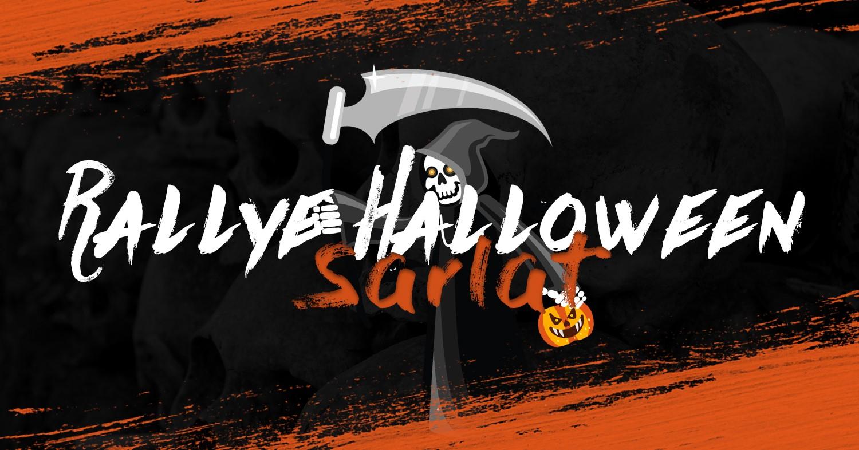 Rallye urbain Halloween Sarlat-la-Canéda