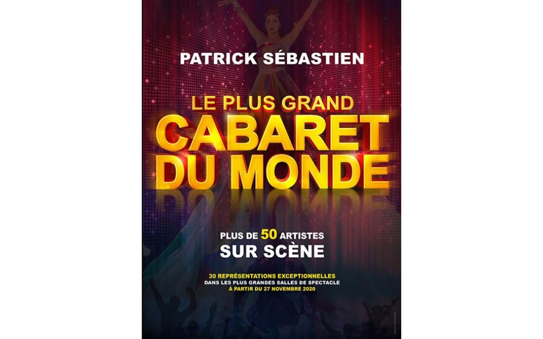 Report – Spectacle : Le plus grand cabaret du monde