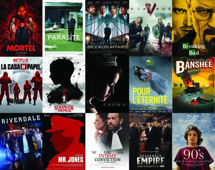 serie films cinema