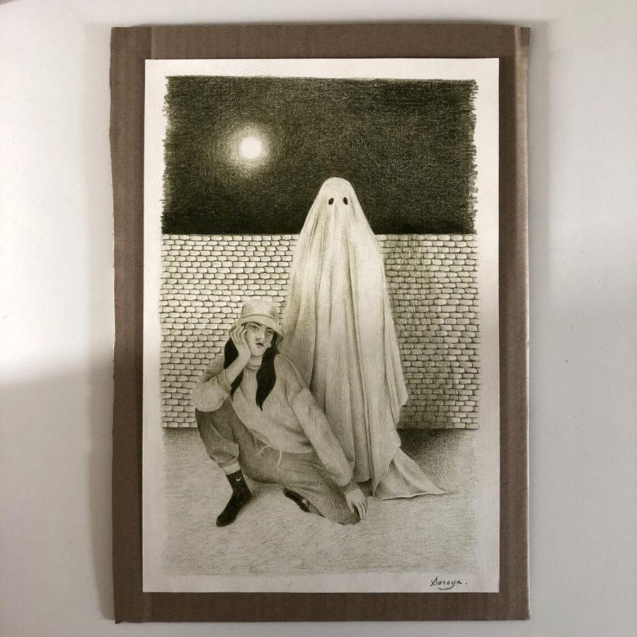 soraya dagman illustratrice rennes