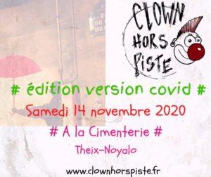 Mini Clown Hors Piste 2020 - A La Cimenterie de Theix-Noyalo Theix-Noyalo