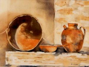 ANNULATION : Les aquarelles de l'UTLARC Arcachon