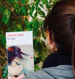 Autofiction et censure dans l'œuvre de Violette Leduc Médiathèque Violette Leduc ex Bibliothèque Faidherbe Paris