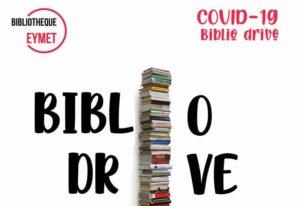 Biblio drive Eymet Dordogne
