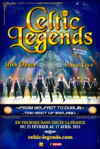 Celtic Legends - From Belfast to Dublin Troyes   2021-11-04