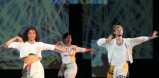 DANSE | « Cercle égal demi cercle au carré » Cie DIFÉ KAKO Théâtre Jacques Carat Cachan Cachan
