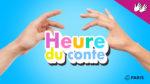 Heure du conte bilingue (LSF/Français) [EN LIGNE] Médiathèque de la Canopée la fontaine Paris
