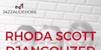 JAZZAUDEHORE 20 NOV. | RHODA SCOTT : DJANGOLIZED Cazaudehore Saint-Germain-en-Laye