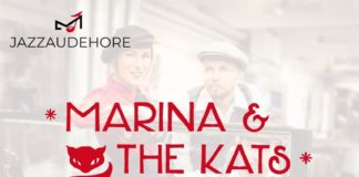 JAZZAUDEHORE 4 DEC. | MARINA & THE KATS Cazaudehore Saint-Germain-en-Laye