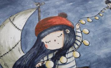 dessinatrice Kalon Sardin Douarnenez