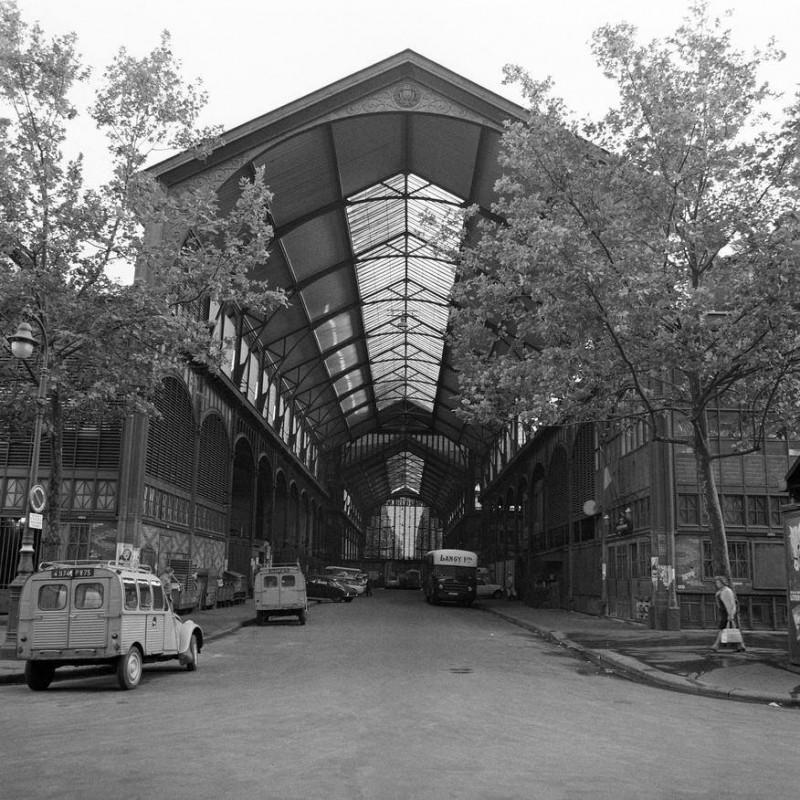 Les halles Baltard Paris