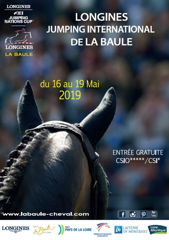 Longines FEI Jumping Nations Cup de France Stade François André