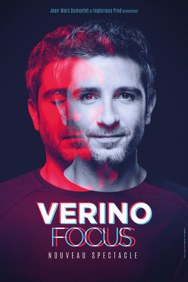 VERINO, nouveau spectacle L'Espace 93 Victor Hugo