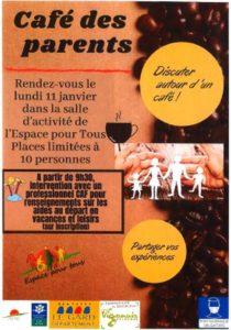 Café des Parents 2021-01-11 Le Vigan