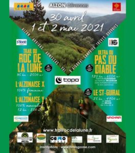 Trail de la Lune 2021-04-30 Alzon
