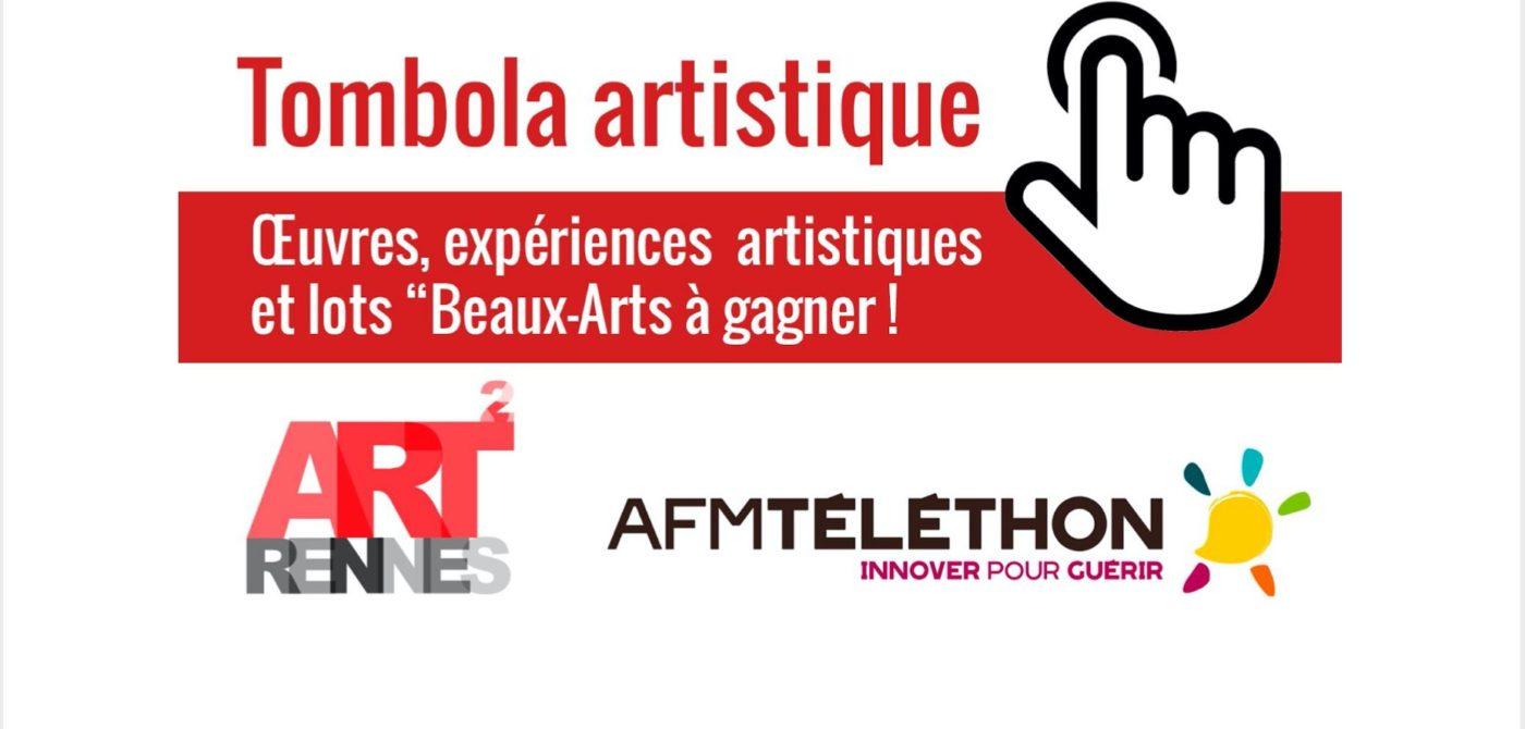 EXPO RENNES. DECOUVREZ LA VITRINE ET TOMBOLA DE ART2RENNES