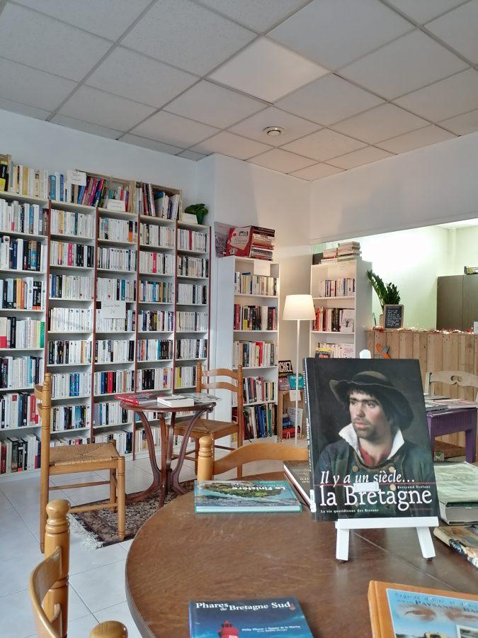 librairie Sapristi Brest