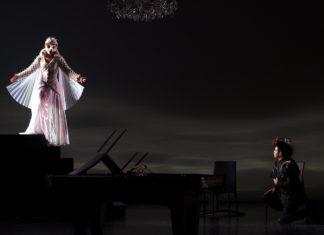 Dame blanche opéra Boieldieu