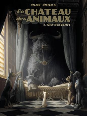le chateau des animaux BD