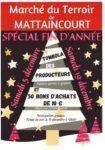 MARCHÉ DU TERROIR SPÉCIAL FIN D'ANNÉE Mattaincourt