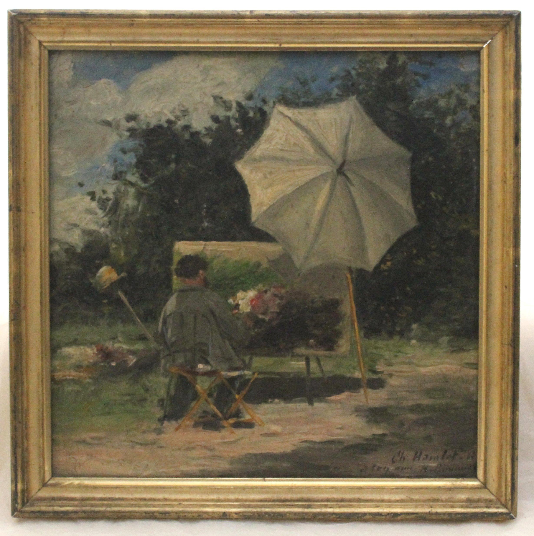 Peintures et dessins de la maison Gallé-Juillet Creil