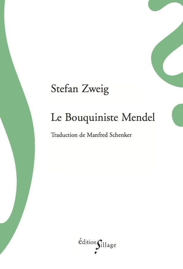 setfan zweig editions sillage
