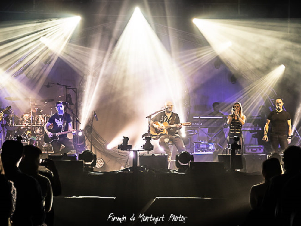 The Floyd tribute to Pink Floyd Seignosse   2021-05-15