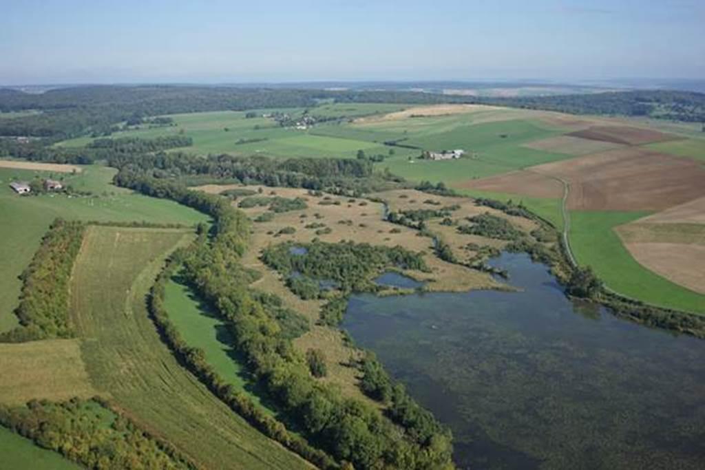 Découverte du site N2000 des Etangs de Bairon 2021-10-03 Bairon et ses environs