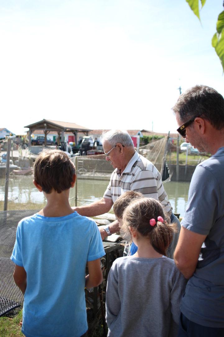 A la découverte du petit musée de l'huître ! Andernos-les-Bains