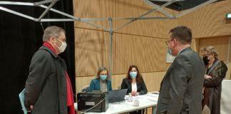 vaccination covid-19 saint grégoire