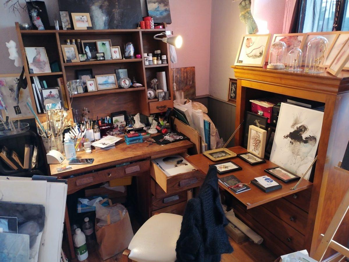 atelier exposition OOooh rue Lazare Carnot Lorient