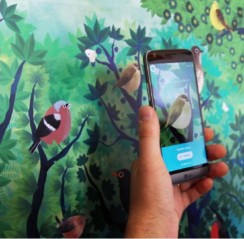 Atelier Numok : Animation Birdie Memory Médiathèque Jean-Pierre Melville Paris