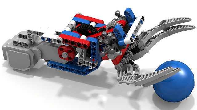 Atelier Numok : Lego Mindstorms Médiathèque Jean-Pierre Melville Paris