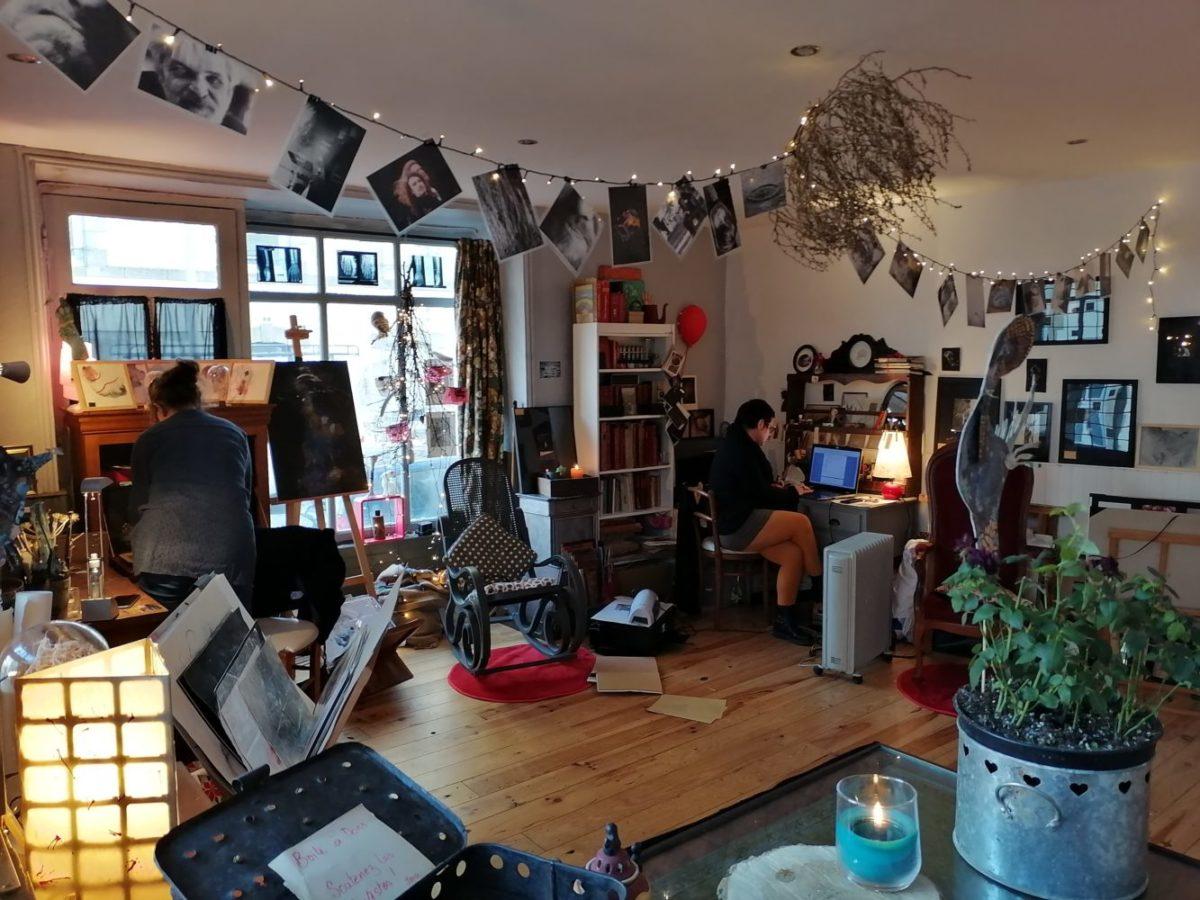 OOooh Lorient Morbihan cabinet salon atelier ariste Nathalie Lanson Olivia De Là