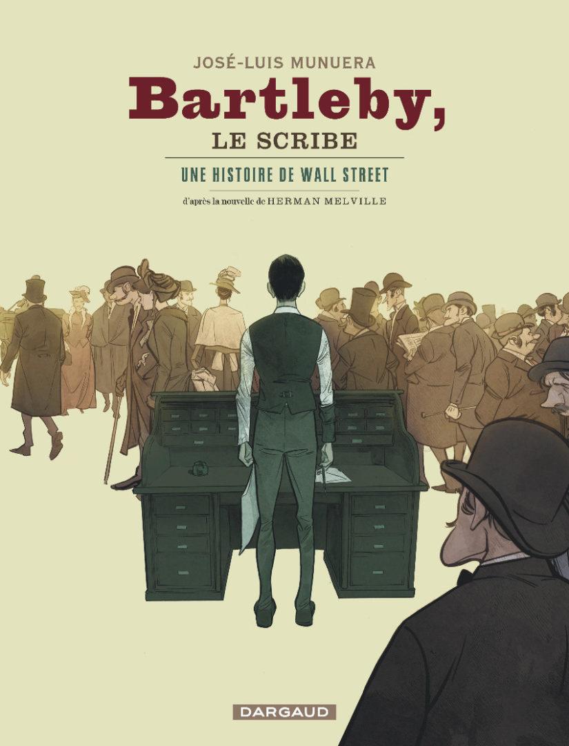 bartleby le scribe bd