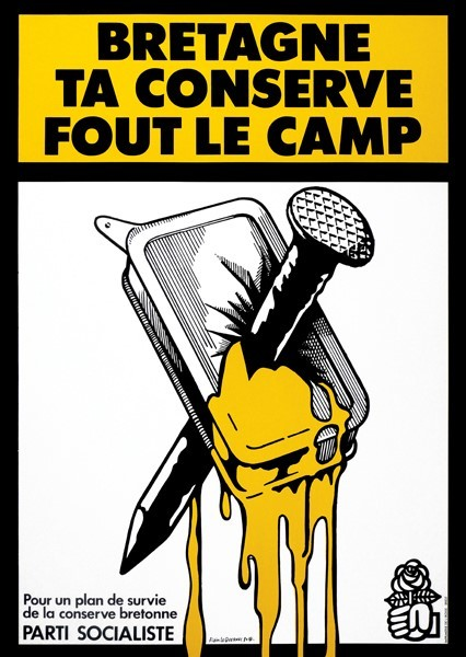 Bretagne ta conserve fout le camp  Alain Le Quernec Parti Socialiste