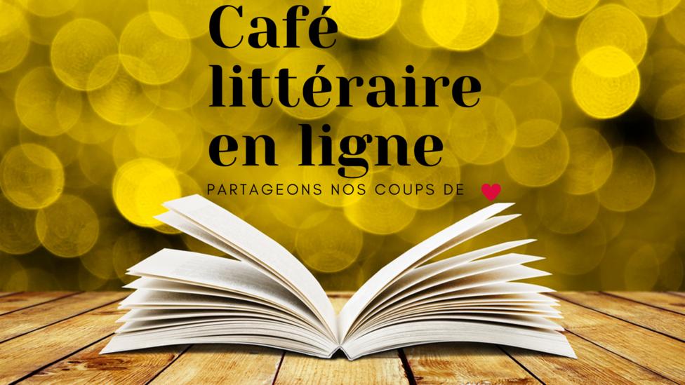Café littéraire [EN LIGNE] Médiathèque de la Canopée la fontaine Paris