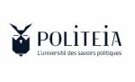 Conférence Politeia – mars Médiathèque Marguerite Duras Paris