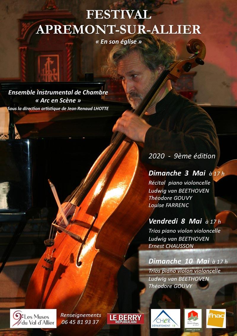 Festival de musique Apremont-sur-Allier
