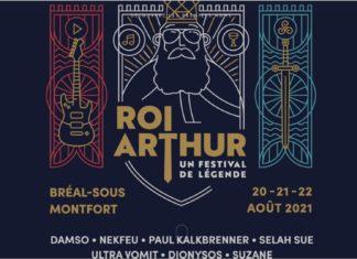 festival roi arthur