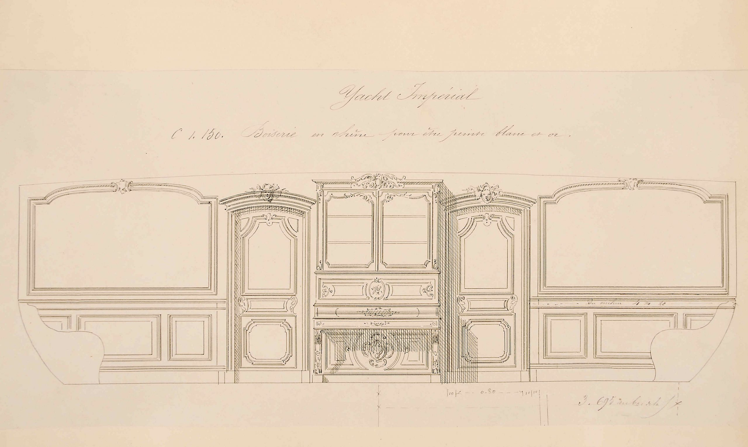 Fourdinois et le mobilier Second Empire Bibliothèque Forney Paris