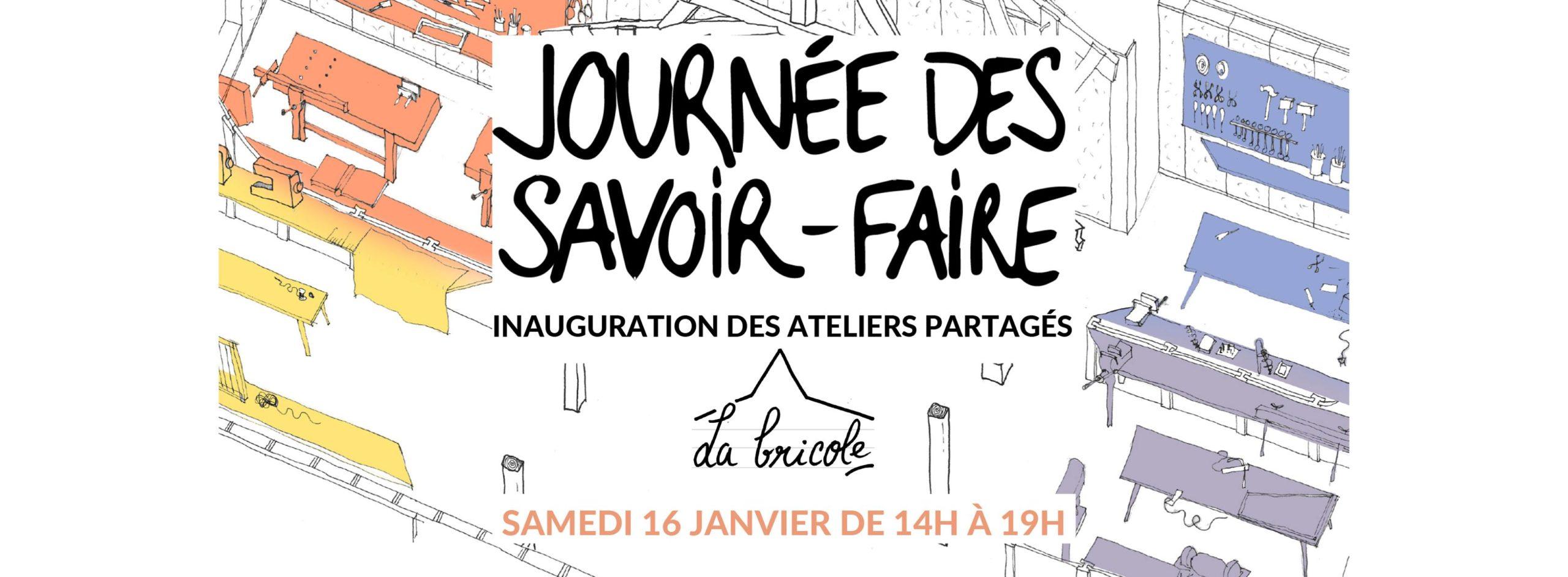 Journée des savoir-faire Les Cinq Toits Paris
