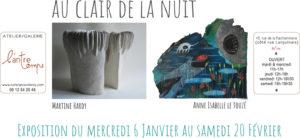Nouvelle expo à l'Antre temps L'Antre temps Rennes
