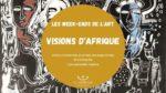 Les Week-ends de l'Art - Visite de Visions d'Afrique Le Comoedia Espace d'Art Brest
