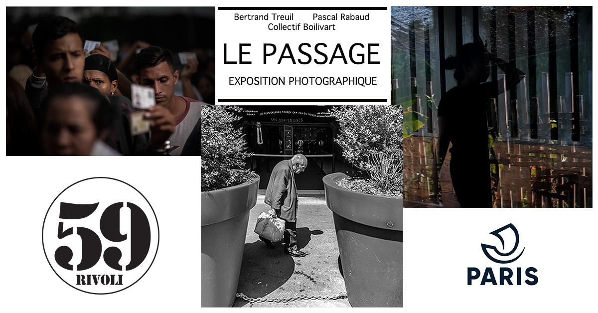 Le passage 59 Rivoli Paris