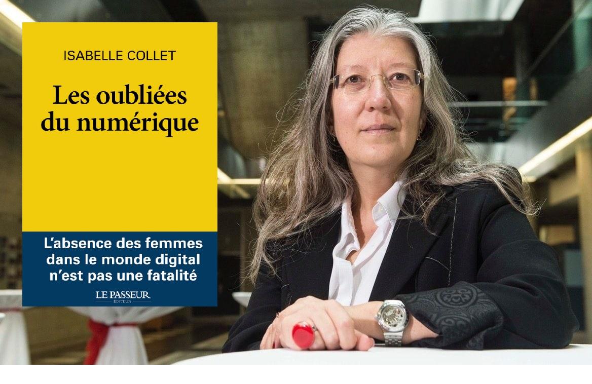 Les femmes dans le domaine du numérique (Isabelle Collet) Médiathèque Jean-Pierre Melville Paris