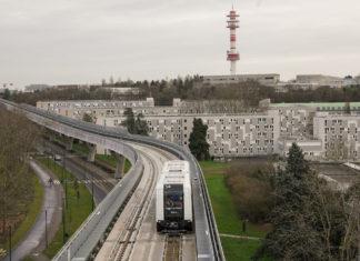 Métro ligne B Rennes